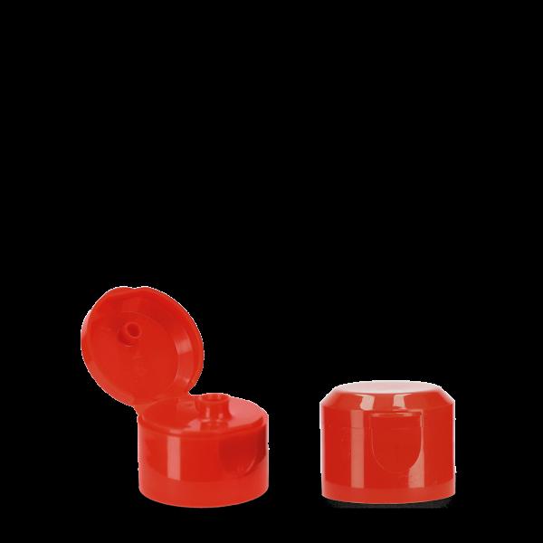 Verschlüsse für Kunststoffflaschen PP rot 28/410
