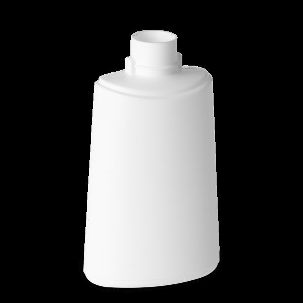 125 ml Kosmetikflaschen HDPE weiß PR 20 Formflasche