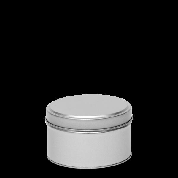 500 ml Stülpdeckeldose - rund - 107x65 mm