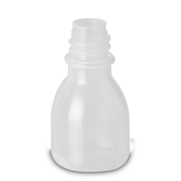 10 ml Dosiersysteme LDPE natur RD 14 rund