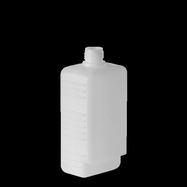 500 ml Spenderflaschen HDPE natur RD 25 Spender